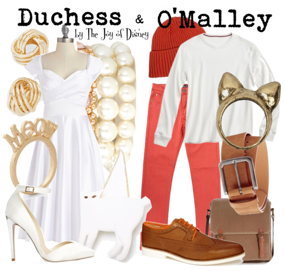 Aristocats, Duchess O'Malley, Disney Fashion, Disney Couple