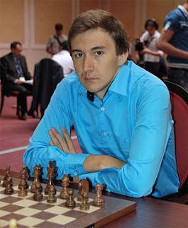 Echecs à Astana : le Russe Sergey Karjakin l'emporte avec 11,5 points sur 15