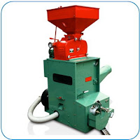 Brown Rice Huller and Husk Separator