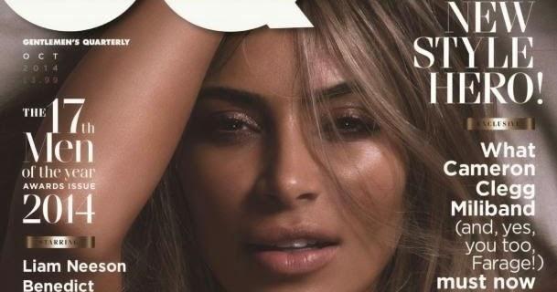 Kim Kardashians make-up artist shares his latest