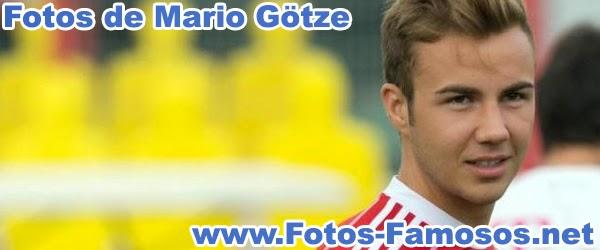 Fotos de Mario Götze
