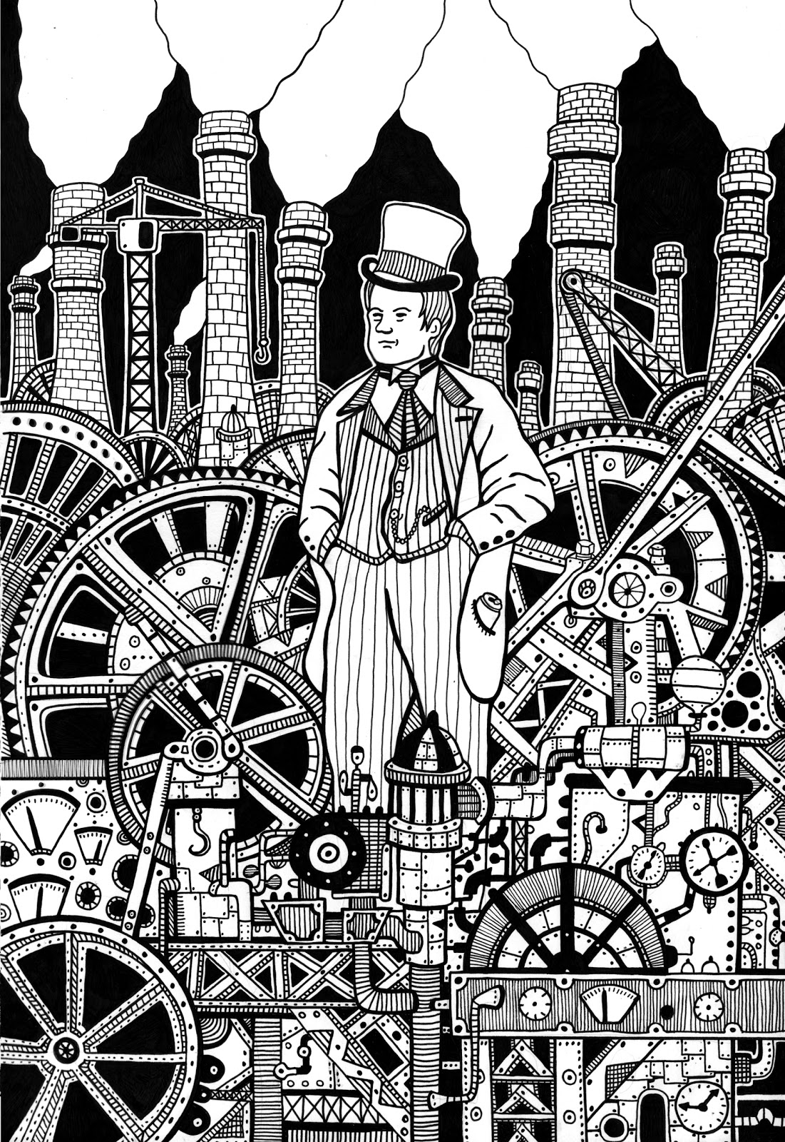 how to become an industrialist