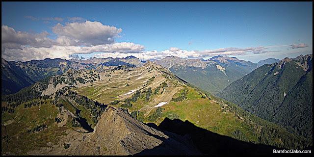 sentinal peak olympic