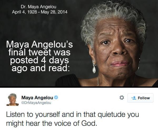 poor girl maya angelou essay
