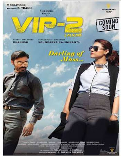 VIP 2 (Lalkar) 2017 Hindi Dubbed Movie 170Mb hevc