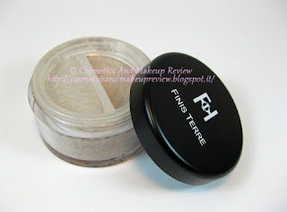 FinisTerre Mineral Makeup - Fondotinta Phibest 2N Light packaging