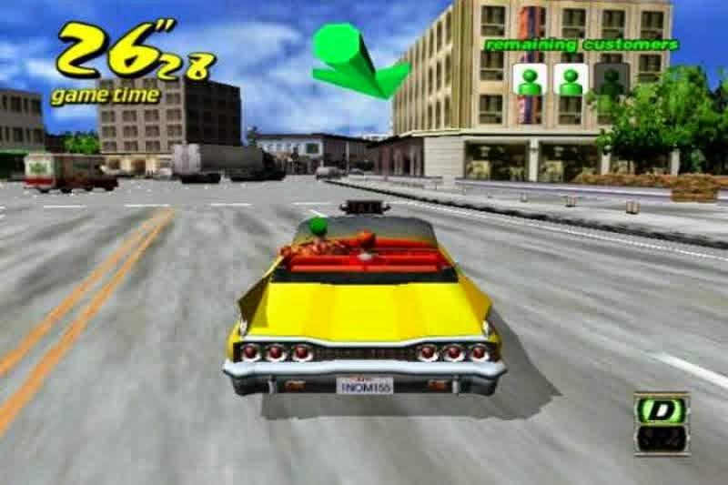 Crazy Taxi v 1.50 Apk + Data