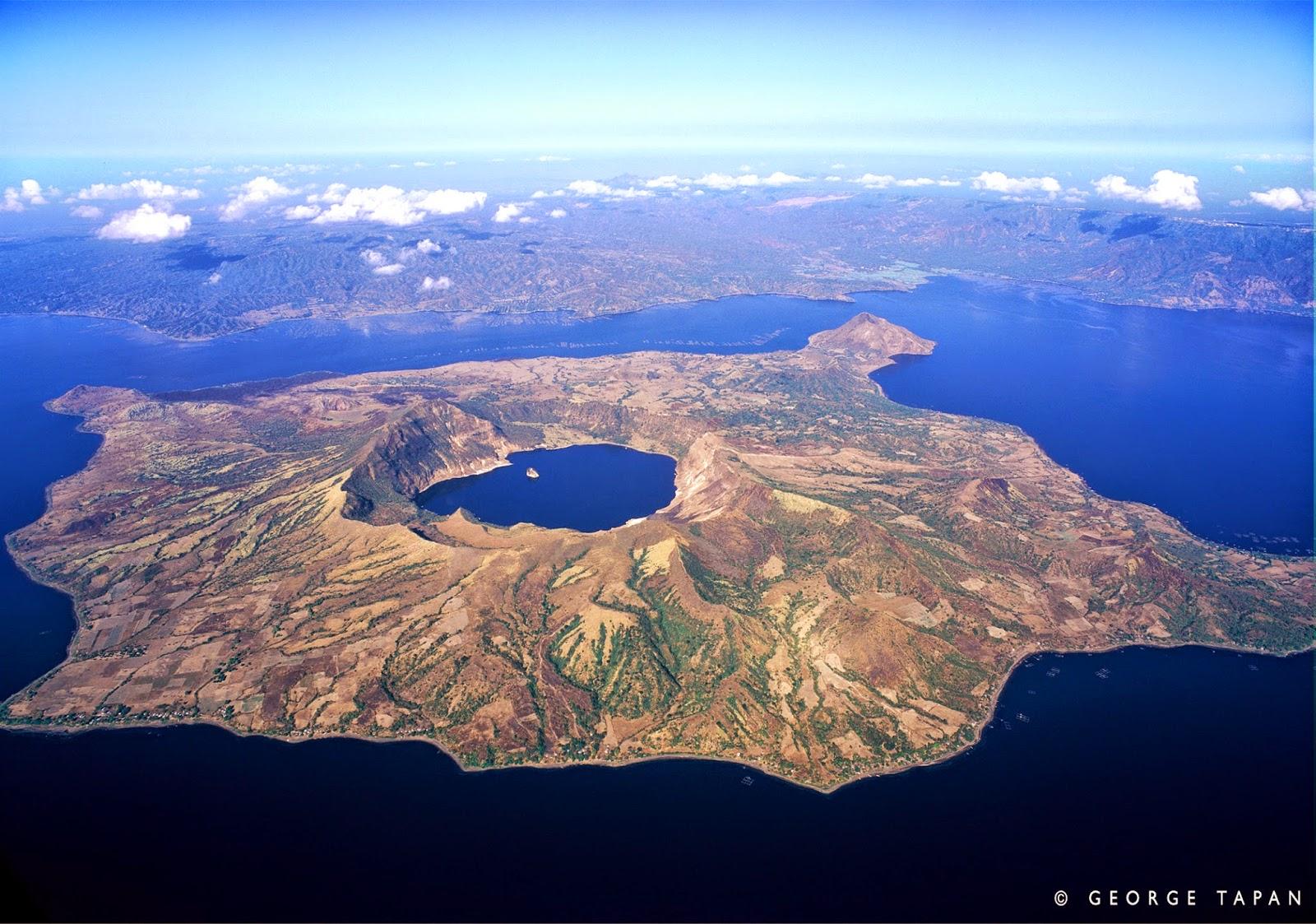 An Island within a Lake on an Island within a Lake on an Island