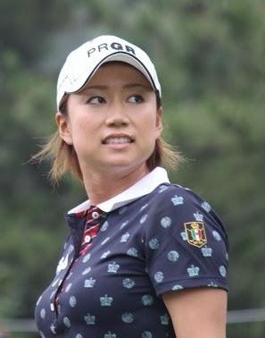 原 江里菜(はら えりな、1987年11月7日 - )は、日本のプロゴ... ゴルフの女神 原江