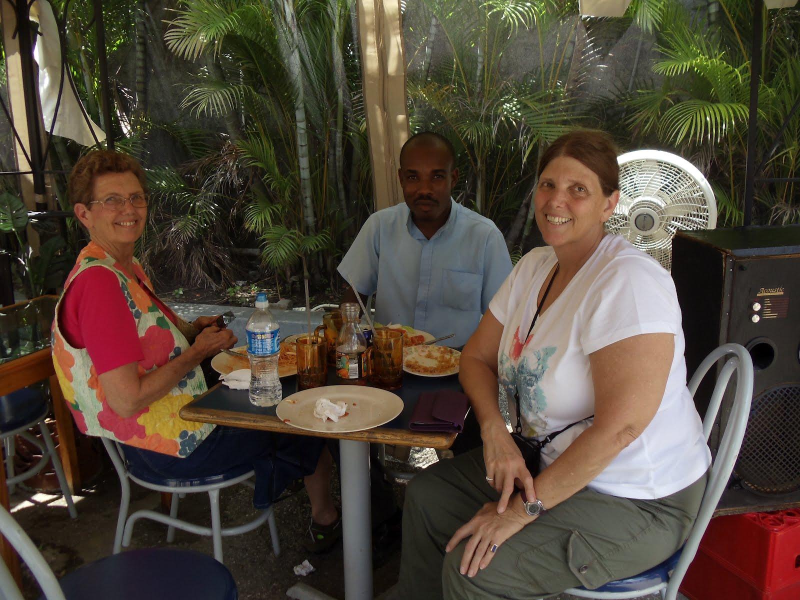 Haitian hope april 2012 for Canape vert hospital haiti