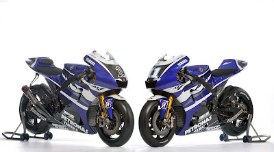 2011 Yamaha YZR-M1 Wallpapers