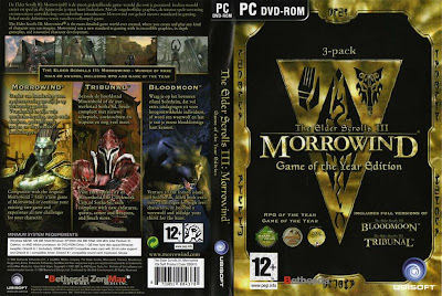 the elder scrolls 3 morrowind free download pc full version