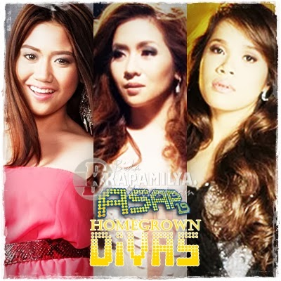 ASAP 19 Launches New Vocal Group Homegrown Divas composed of Angeline Quinto, Klarisse de Guzman and Morissette Amon
