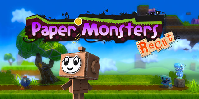 Paper Monsters Recut PC Full
