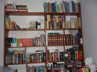 DD's books