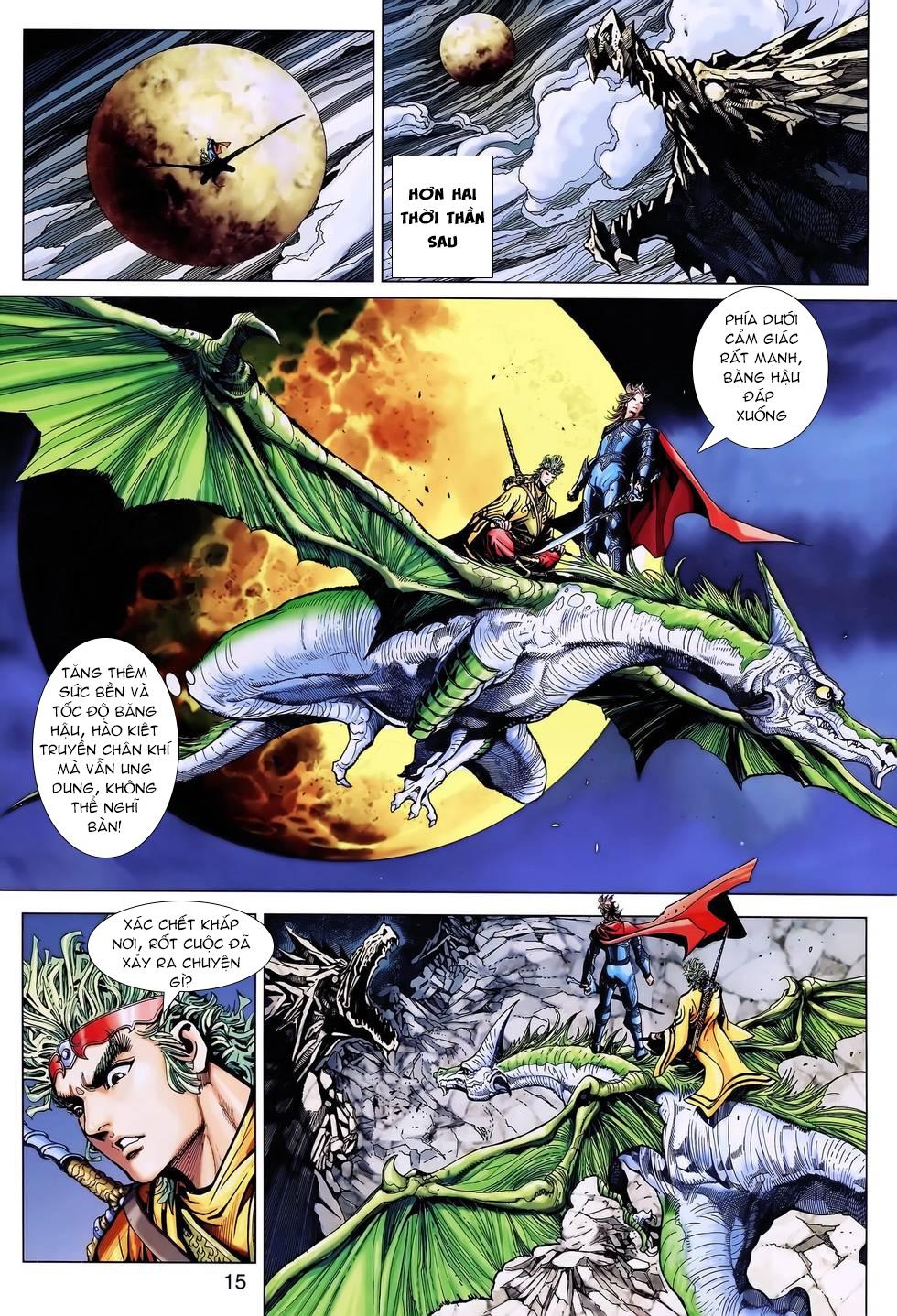 Thần binh huyền kỳ 3 - 3.5 tập 172 - 2