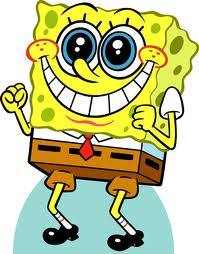 SpongeBob Cartoon Clipart Image