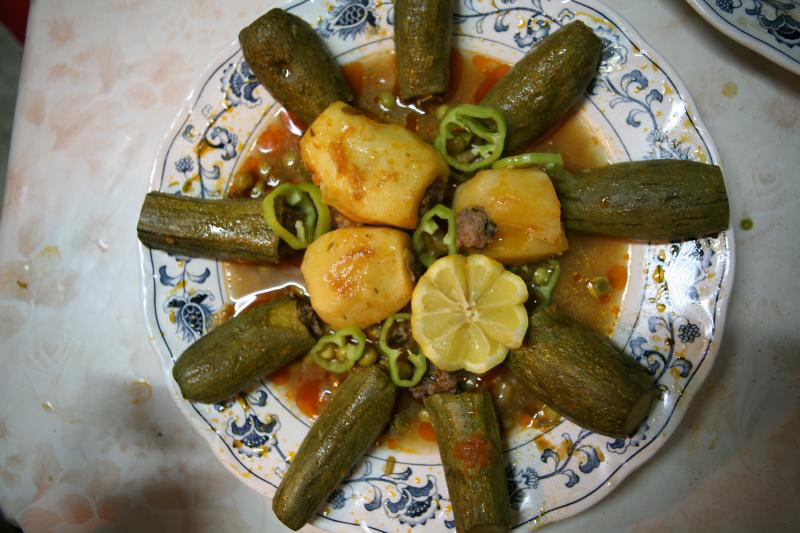 Traditional algerian food pictures for Algerian cuisine history