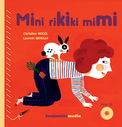 mon lapin Mikimi en livre-CD