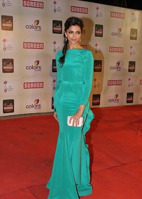 Deepika Screen Awards indian fashion