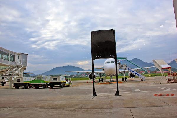 Aeroporto de Luang Prabang - Laos