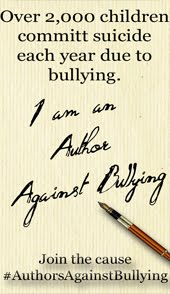 #AuthorsAgainstBullying