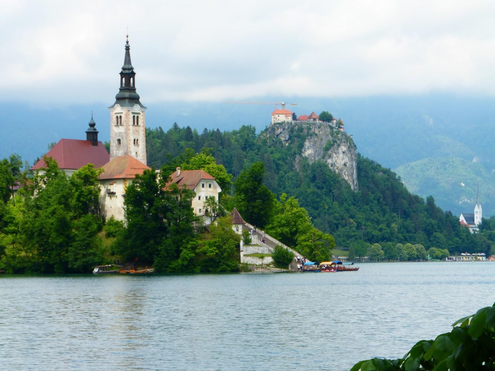 VINTAGE WALKS  LAKE BLED U0026 LAKE BOHINJ, SLOVENIA