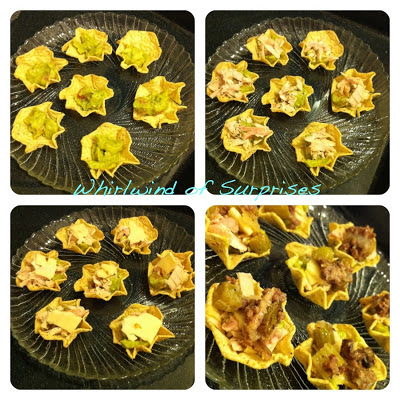 Leftover Turkey and Stuffing appetizer recipes