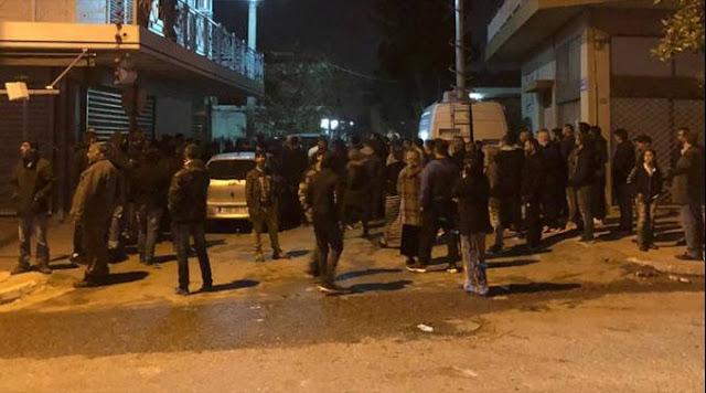 """9 αστυνομικοί τραυματίες απο """"Ευπαθείς"""" αδελφάκια των αναρχικών που διέλυσαν το Αστυνομικό Τμήμα Φυλής,ΜΟΝΟ ΣΤΗΝ ΕΛΛΑΔΑ ΑΥΤΑ!"""