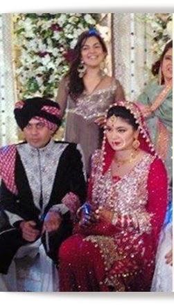 abeel javed wedding pics celebrities wedding photos