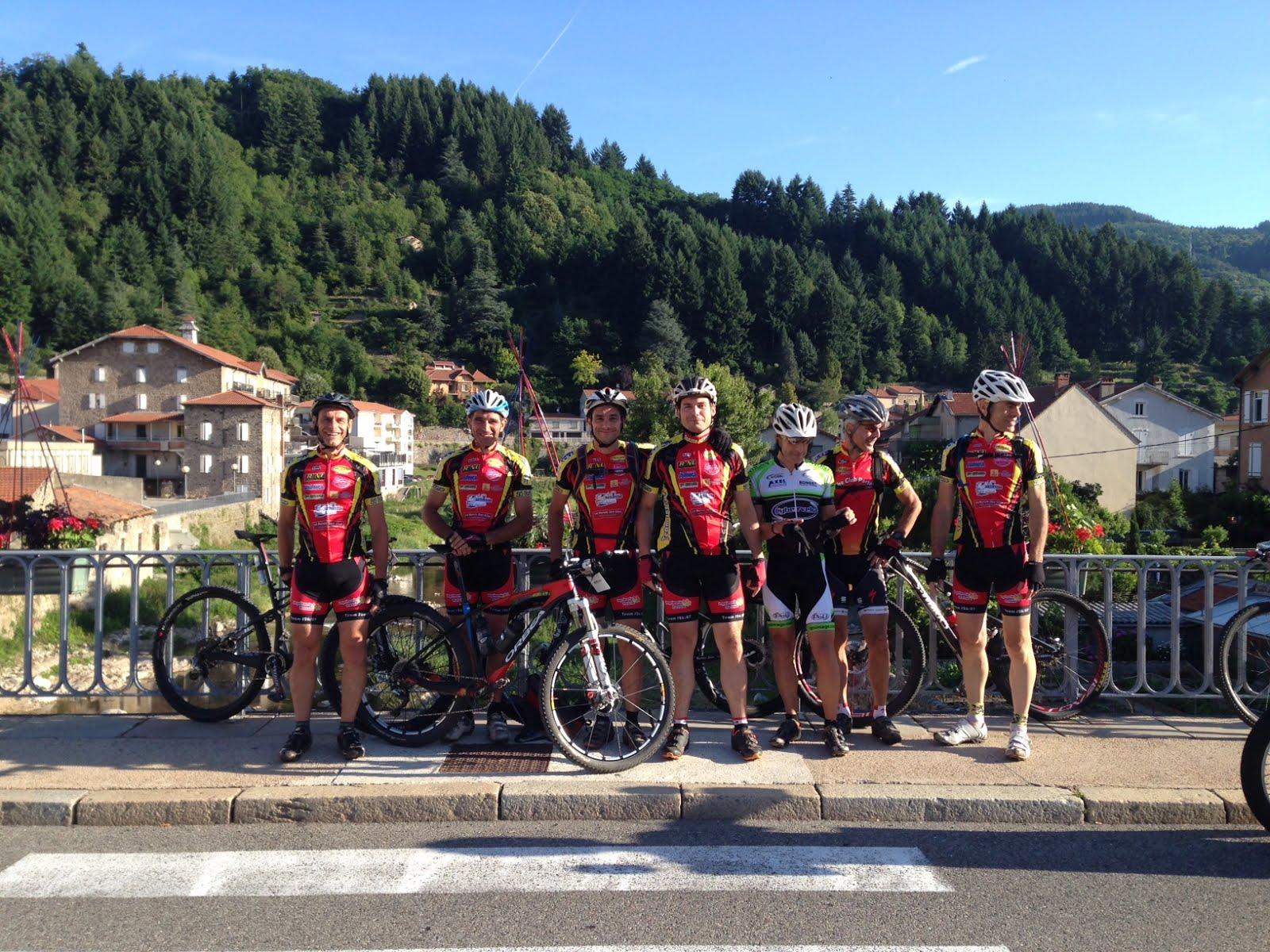 Raid des Monts d'Ardèche