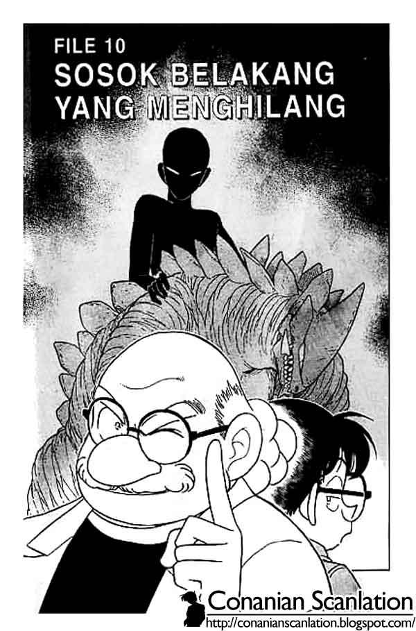 Dilarang COPAS - situs resmi www.mangacanblog.com - Komik detective conan 130 - sosok belakang yang menghilang 131 Indonesia detective conan 130 - sosok belakang yang menghilang Terbaru |Baca Manga Komik Indonesia|Mangacan