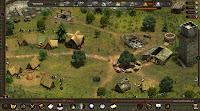 Rakard Kingdoms - Screen z pierwszą wioską