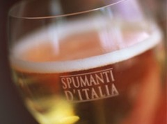 Spumante italiano