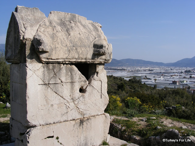 Sarcophagus, Xanthos Valley