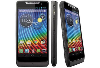 Motorola RAZR D3 Pic