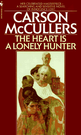the heart is a lonely hunter The heart is a lonely hunter author saw herself as mick wrote the book in three parts like a musical composition (movements) little plow flow, focused on daily life.