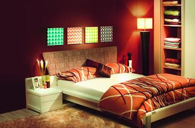 dormitorio hindú