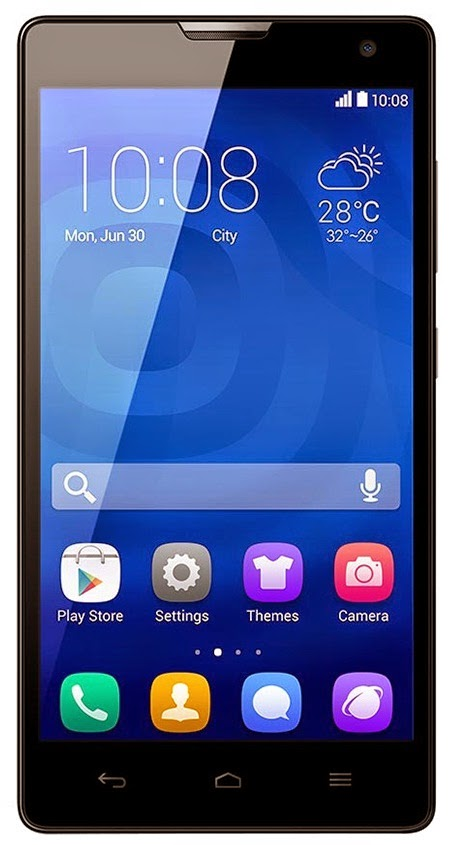 Spesifikasi Dan Harga Baru Huawei Honor 3C Dual SIM