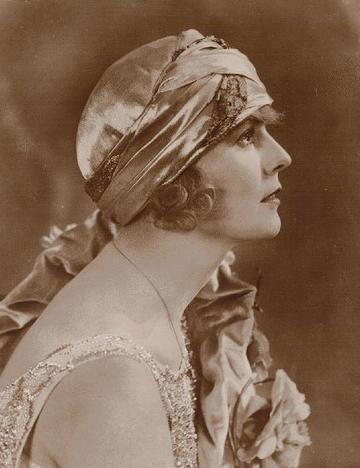 vintage portrait karina bell