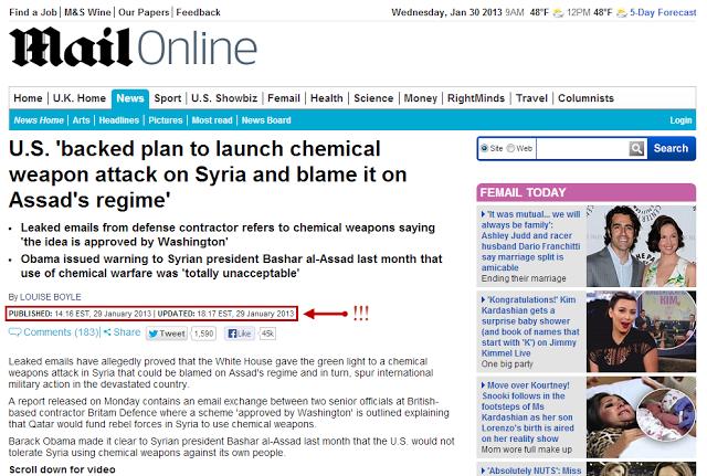 Brian Kelly's Blog: Yahoo News from Jan 30, 2013: U.S. Backed Plan ...