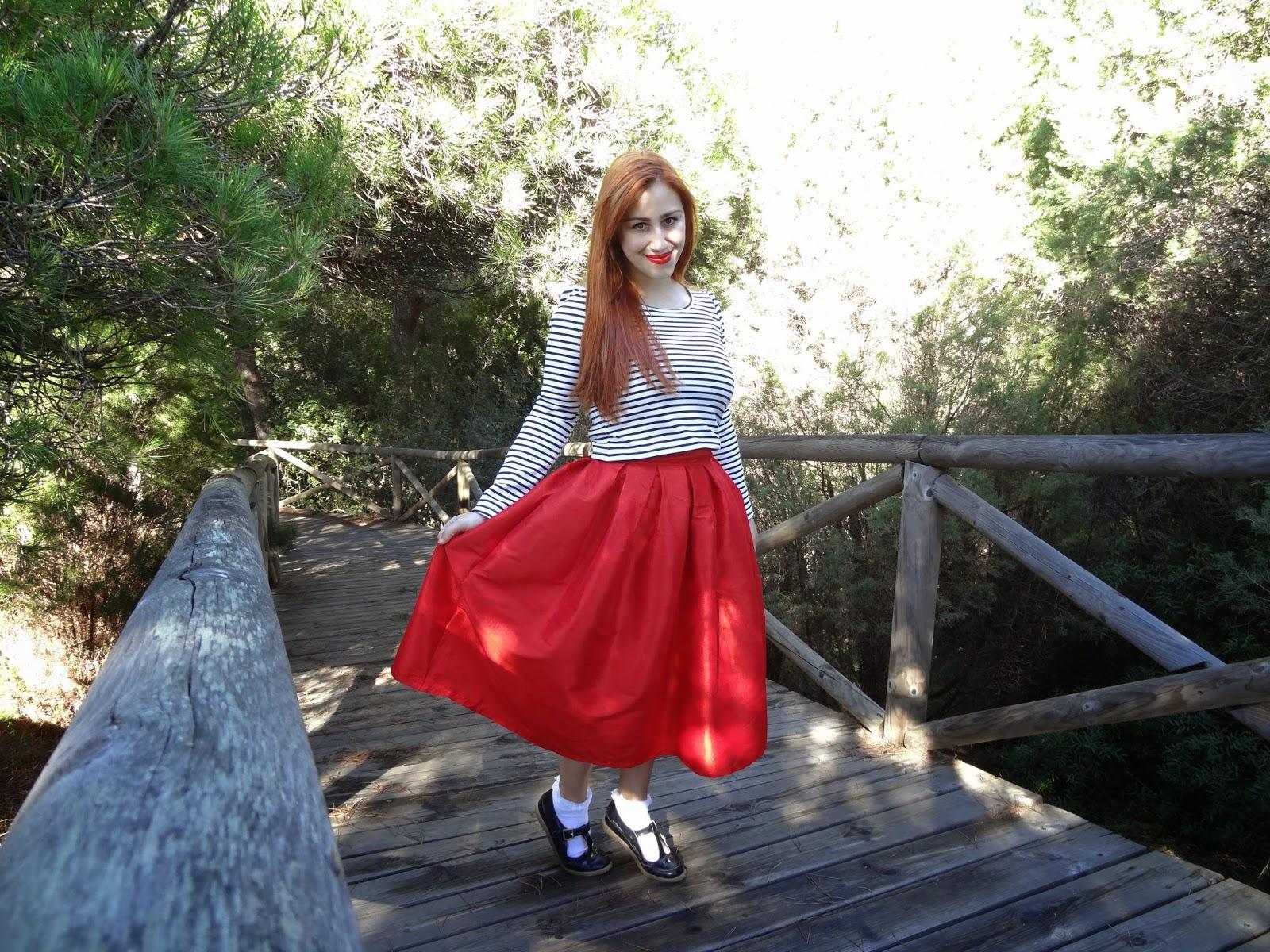 Redhair Fashion Blogger