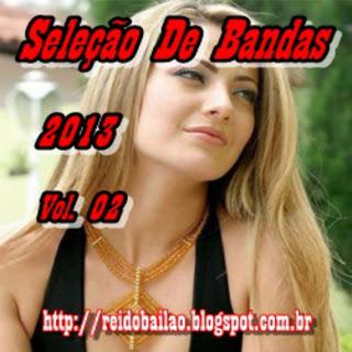 SELEÇÃO DE BANDAS 2013 VOL 02