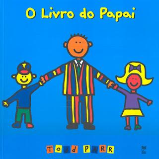 livro do papai de todd parr