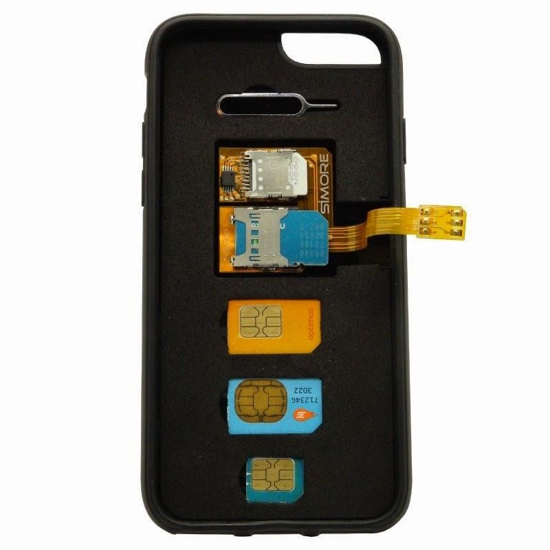 SIMore - Quer mais chip's no seu smartphone?
