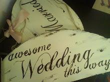 Placute nunta - decoratiuni nunta KOFI