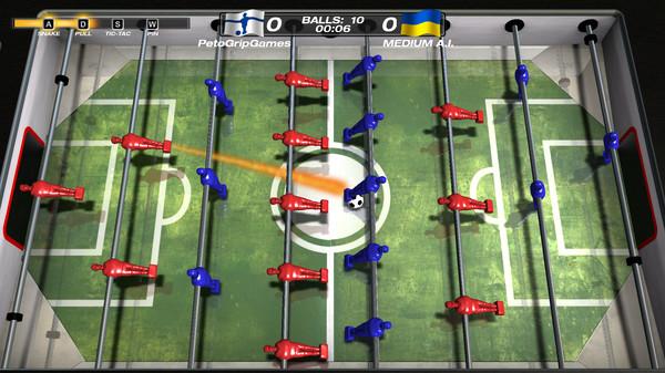 Foosball World Tour PC Game Freee Download