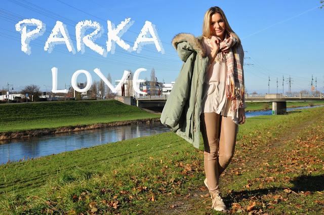 Parka Love, Woolrich, Fur