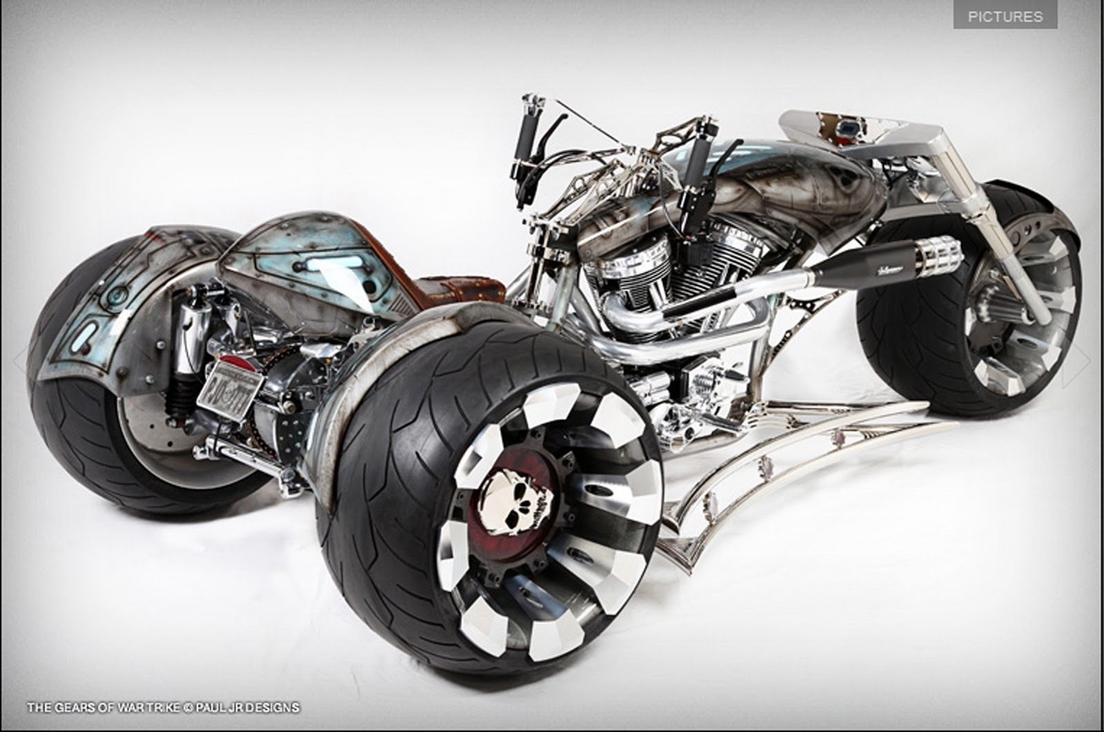 Paul Jr. Designs Motorcycles