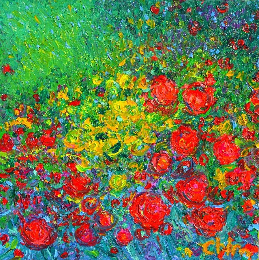 Chiara Magni Paint them red